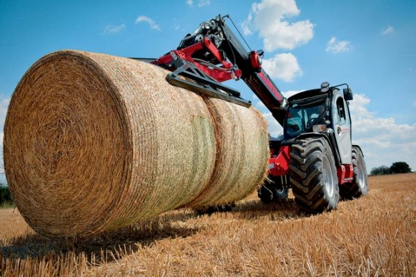 Manitou Agricultural Telehandlers 600x399 - Agricultural Telehandlers