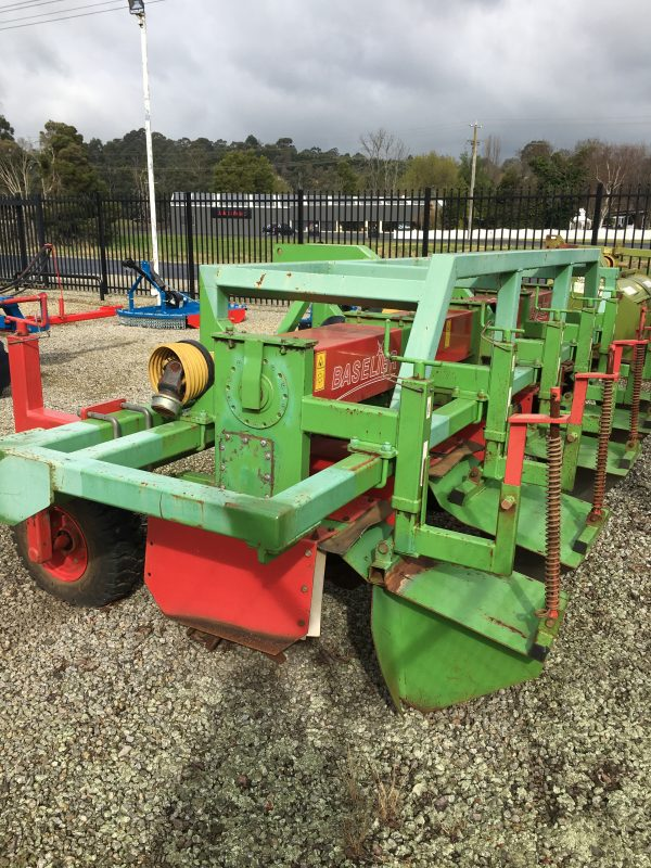 IMG 0308 600x800 - Baselier Inter-Row Cultivator 5FR410