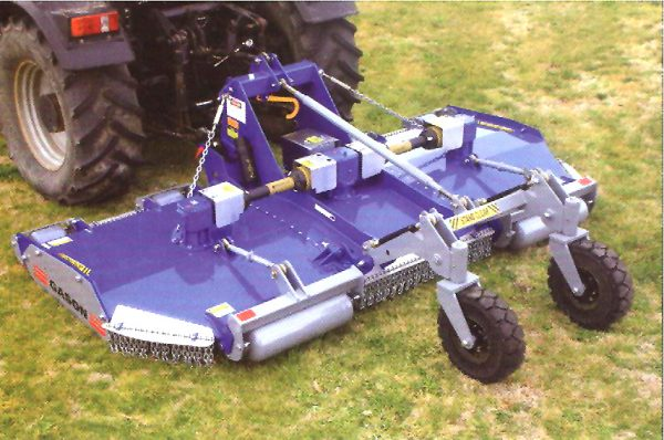 Orchard Mower 001 600x398 - Gason Agricultural Equipment
